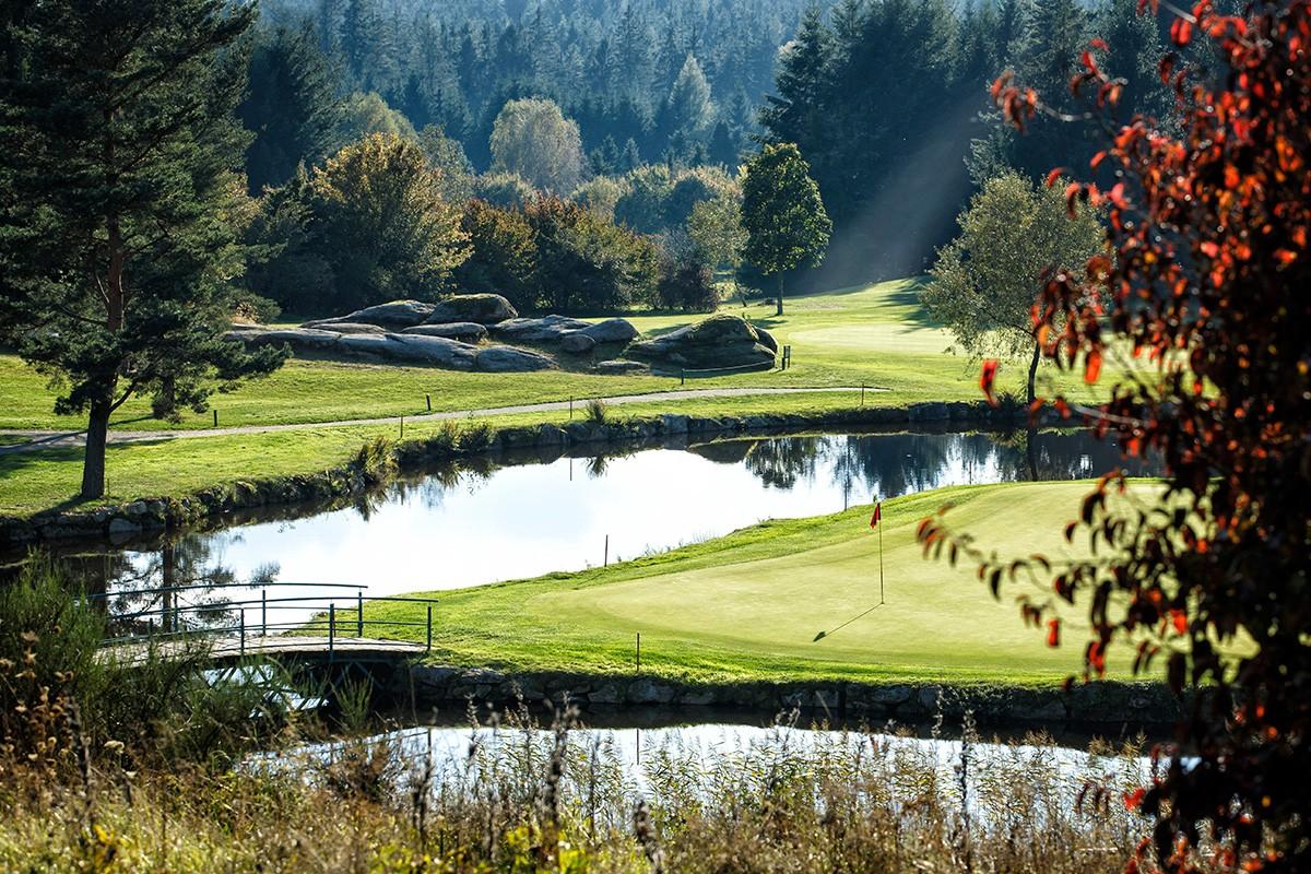 Golfcourse Haugschlag