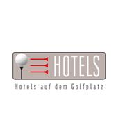 Hotels auf dem Golfplatz Logo
